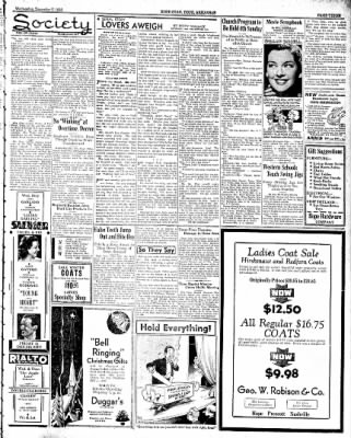 Hope Star from Hope, Arkansas on December 7, 1938 · Page 3
