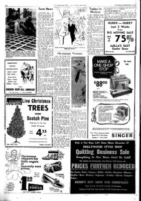 Mt. Vernon Register-News from Mt Vernon, Illinois on December 19, 1968 · Page 20