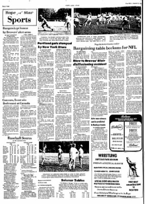 Hope Star from Hope, Arkansas on August 15, 1974 · Page 4