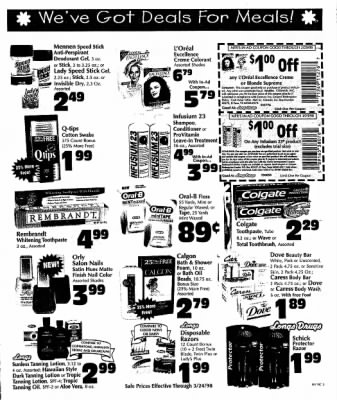 Ukiah Daily Journal from Ukiah, California on March 18, 1998 · Page 21