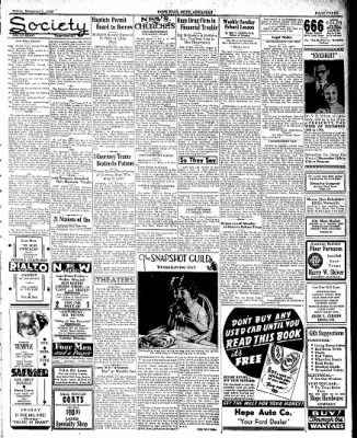 Hope Star from Hope, Arkansas on December 9, 1938 · Page 3