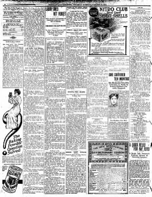 Iola Daily Register And Evening News from Iola, Kansas on October 10, 1912 · Page 4