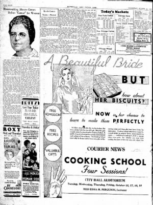 The Courier News from Blytheville, Arkansas on October 10, 1934 · Page 8