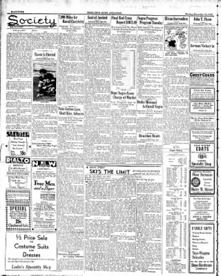 Hope Star from Hope, Arkansas on December 12, 1938 · Page 4