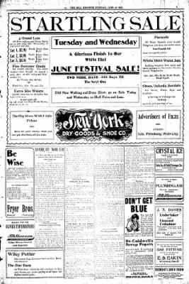 Iola Daily Register And Evening News from Iola, Kansas on June 30, 1903 · Page 5