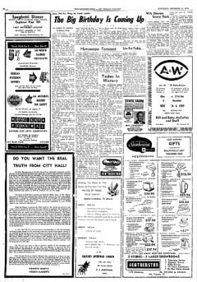 Mt. Vernon Register-News from Mt Vernon, Illinois on December 21, 1968 · Page 8