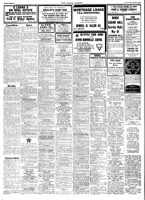 Alton Evening Telegraph from Alton, Illinois on May 31, 1952 · Page 12