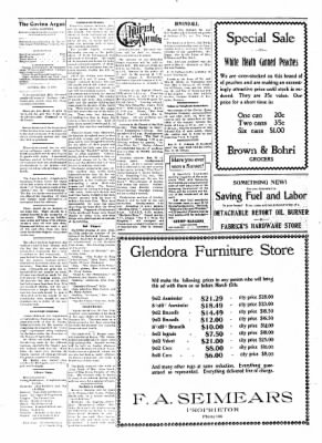 Covina Argus from Covina, California on March 7, 1908 · Page 4