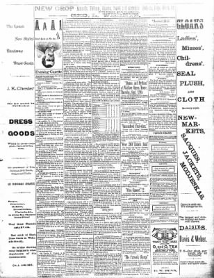 Sterling Daily Gazette from Sterling, Illinois on September 18, 1889 · Page 3
