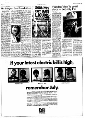 Hope Star from Hope, Arkansas on August 19, 1974 · Page 12