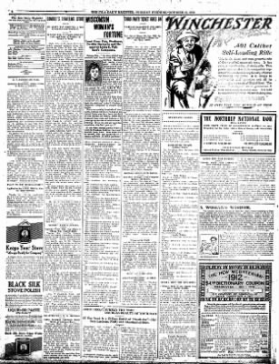 Iola Daily Register And Evening News from Iola, Kansas on October 15, 1912 · Page 4