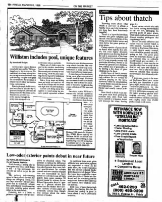 Ukiah Daily Journal from Ukiah, California on March 20, 1998 · Page 26