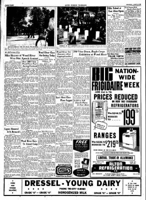 Alton Evening Telegraph from Alton, Illinois on June 2, 1952 · Page 8