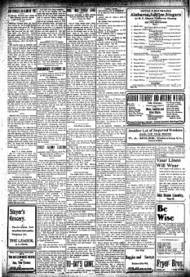 Iola Daily Register And Evening News from Iola, Kansas on July 6, 1903 · Page 4