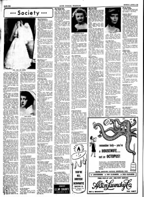 Alton Evening Telegraph from Alton, Illinois on June 2, 1952 · Page 10