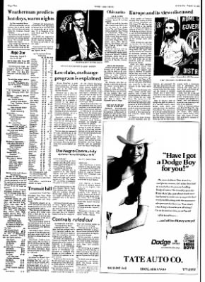 Hope Star from Hope, Arkansas on August 21, 1974 · Page 2