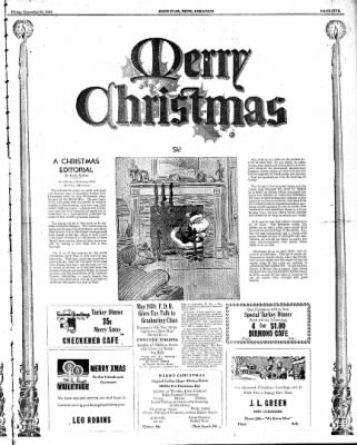 Hope Star from Hope, Arkansas on December 23, 1938 · Page 5