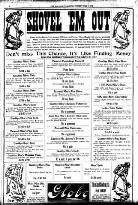 Iola Daily Register And Evening News from Iola, Kansas on July 7, 1903 · Page 8