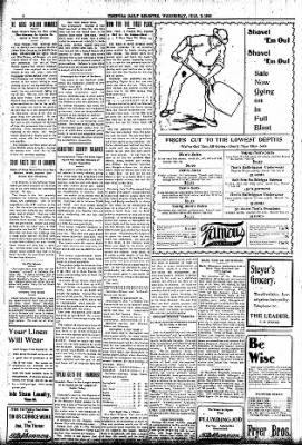 Iola Daily Register And Evening News from Iola, Kansas on July 8, 1903 · Page 4