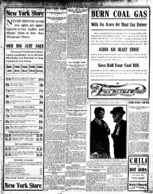Iola Daily Register And Evening News from Iola, Kansas on October 17, 1912 · Page 8