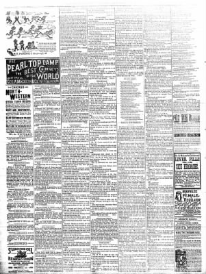 Sterling Daily Gazette from Sterling, Illinois on September 26, 1889 · Page 4
