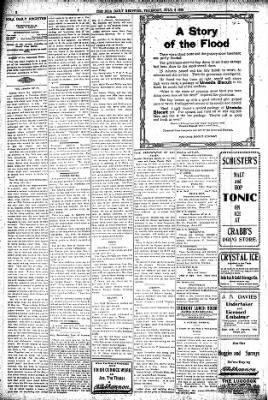 Iola Daily Register And Evening News from Iola, Kansas on July 9, 1903 · Page 2