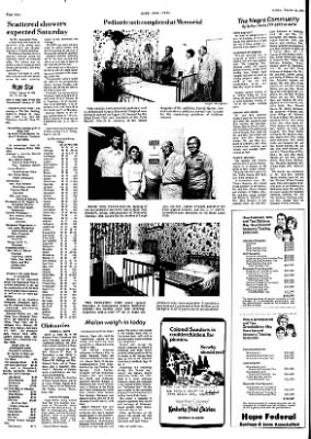 Hope Star from Hope, Arkansas on August 23, 1974 · Page 2