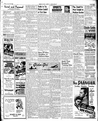 Hope Star from Hope, Arkansas on March 19, 1943 · Page 3
