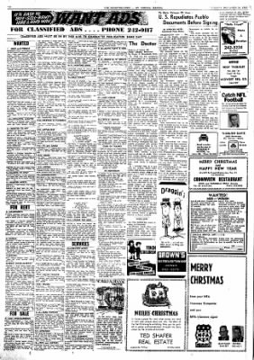 Mt. Vernon Register-News from Mt Vernon, Illinois on December 24, 1968 · Page 18
