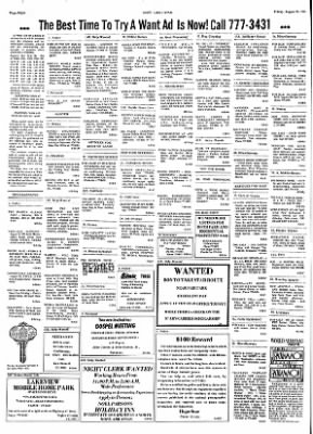 Hope Star from Hope, Arkansas on August 23, 1974 · Page 8