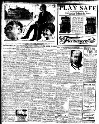 Iola Daily Register And Evening News from Iola, Kansas on October 21, 1912 · Page 6