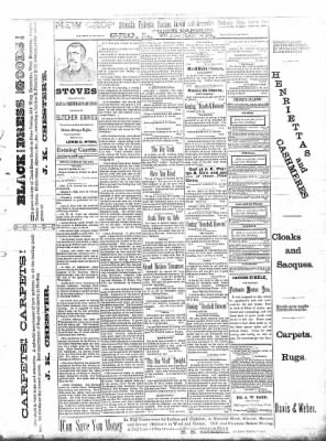 Sterling Daily Gazette from Sterling, Illinois on October 4, 1889 · Page 3