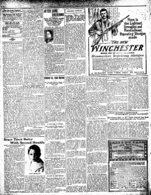 Iola Daily Register And Evening News from Iola, Kansas on October 22, 1912 · Page 4