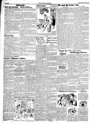 Alton Evening Telegraph from Alton, Illinois on June 4, 1952 · Page 6