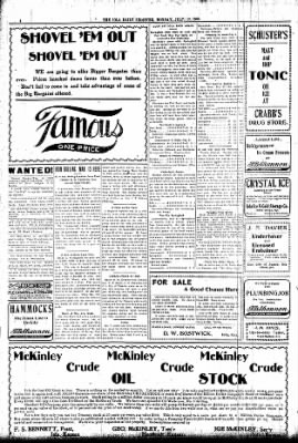 Iola Daily Register And Evening News from Iola, Kansas on July 13, 1903 · Page 4