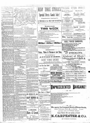 Sterling Daily Gazette from Sterling, Illinois on October 5, 1889 · Page 2