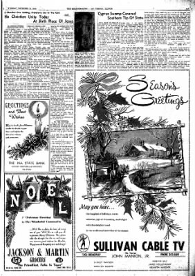 Mt. Vernon Register-News from Mt Vernon, Illinois on December 24, 1968 · Page 29
