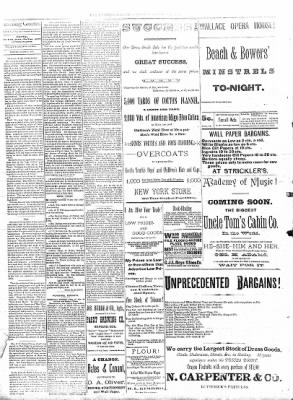 Sterling Daily Gazette from Sterling, Illinois on October 7, 1889 · Page 2