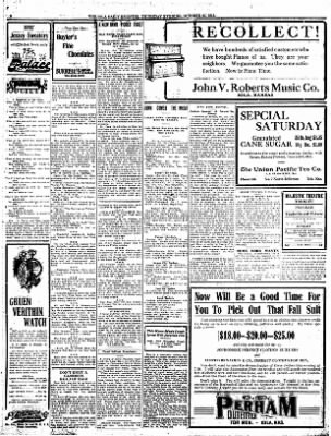 Iola Daily Register And Evening News from Iola, Kansas on October 24, 1912 · Page 2