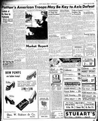 Hope Star from Hope, Arkansas on March 25, 1943 · Page 2