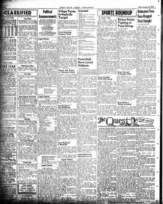 Hope Star from Hope, Arkansas on January 15, 1954 · Page 4