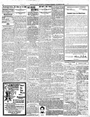 Iola Daily Register And Evening News from Iola, Kansas on October 26, 1912 · Page 6
