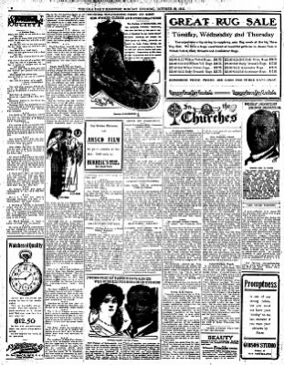Iola Daily Register And Evening News from Iola, Kansas on October 28, 1912 · Page 2