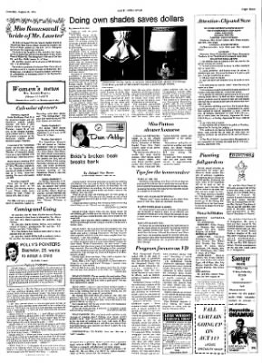 Hope Star from Hope, Arkansas on August 29, 1974 · Page 3