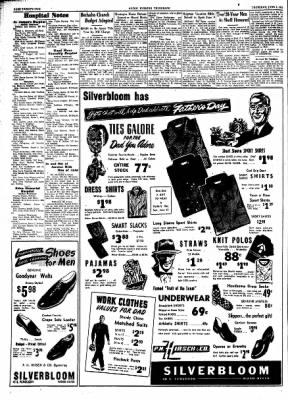 Alton Evening Telegraph from Alton, Illinois on June 5, 1952 · Page 22