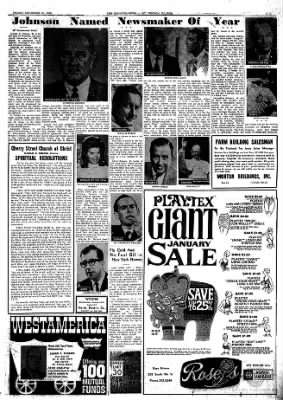 Mt. Vernon Register-News from Mt Vernon, Illinois on December 27, 1968 · Page 5