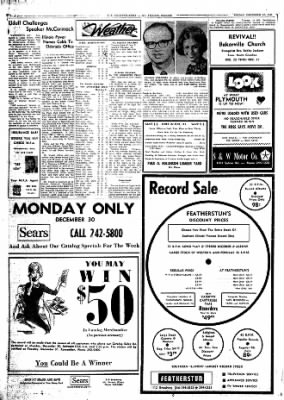Mt. Vernon Register-News from Mt Vernon, Illinois on December 27, 1968 · Page 8