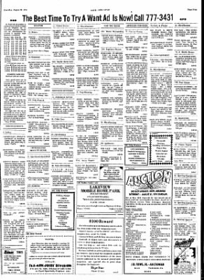Hope Star from Hope, Arkansas on August 29, 1974 · Page 9