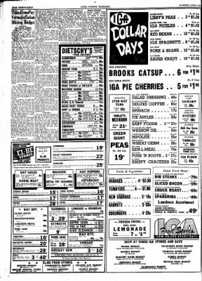 Alton Evening Telegraph from Alton, Illinois on June 5, 1952 · Page 28