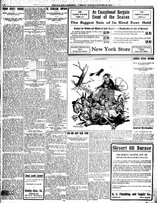 Iola Daily Register And Evening News from Iola, Kansas on October 29, 1912 · Page 8